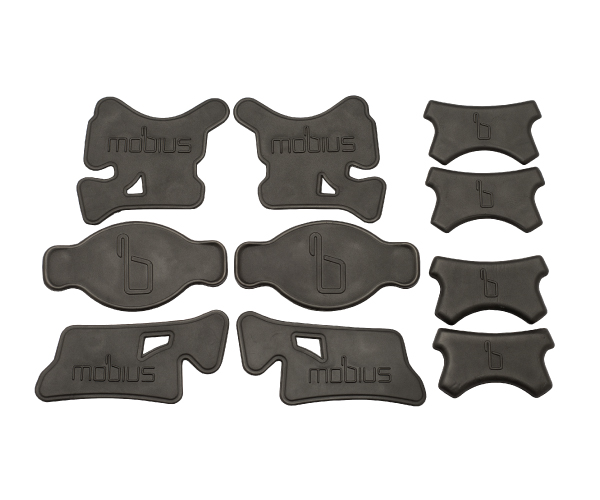 knee brace pad fit kit